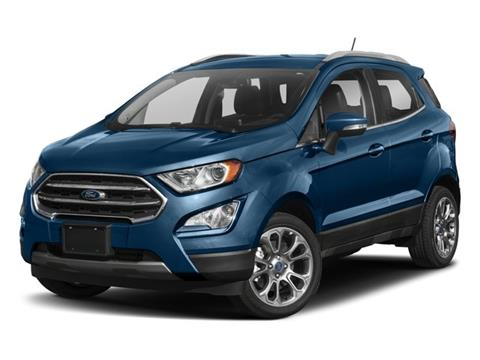 2018 Ford EcoSport for sale in Ravenel, SC