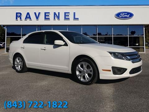 2012 Ford Fusion for sale in Ravenel, SC