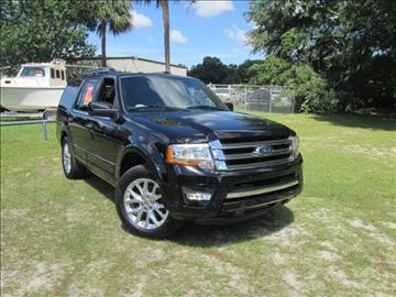 2017 Ford Expedition for sale in Ravenel, SC