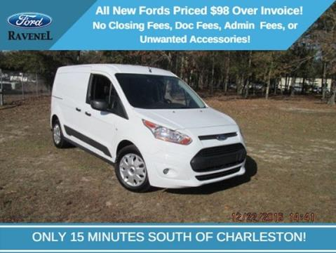 2017 Ford Transit Connect Cargo for sale in Ravenel, SC