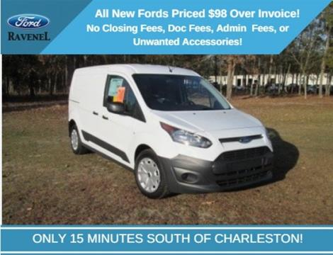 2017 Ford Transit Connect Cargo for sale in Ravenel SC