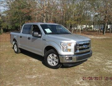 2016 Ford F-150 for sale in Ravenel, SC