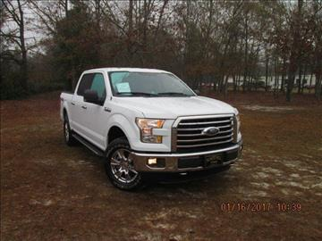 2015 Ford F-150 for sale in Ravenel, SC