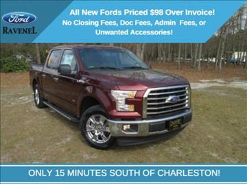 2017 Ford F-150 for sale in Ravenel, SC