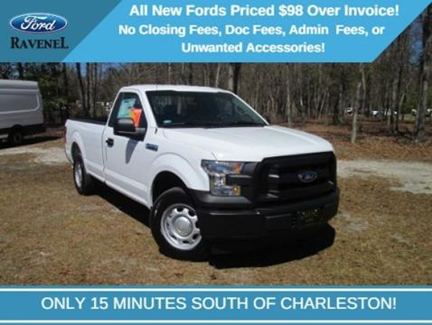 2017 Ford F-150 for sale in Ravenel SC