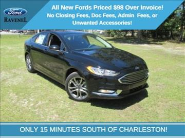 2017 Ford Fusion for sale in Ravenel, SC