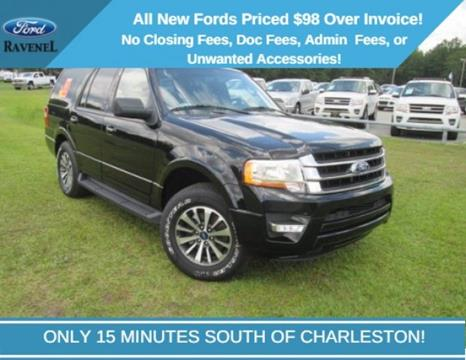 2017 Ford Expedition for sale in Ravenel SC