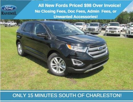 2017 Ford Edge for sale in Ravenel SC