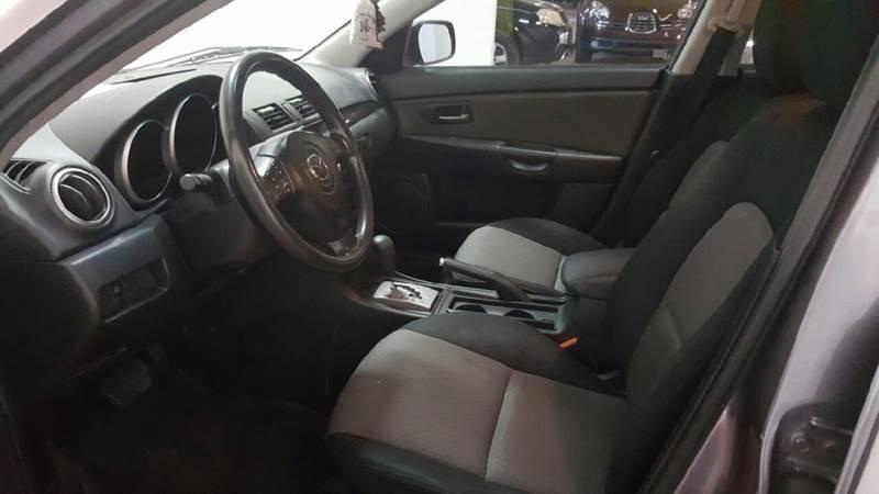 2006 Mazda MAZDA3 i Touring 4dr Sedan - Dallas TX
