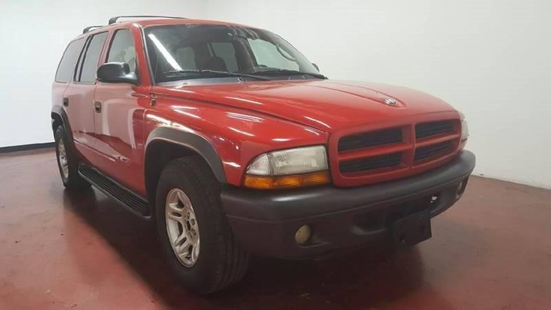 2003 Dodge Durango Sport 4dr SUV - Dallas TX