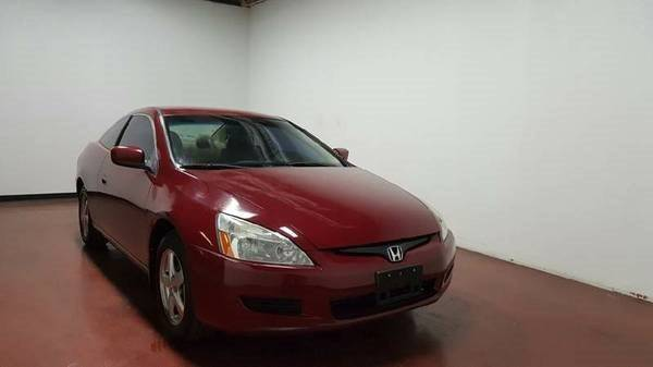 2005 Honda Accord LX Special Edition 2dr Coupe - Dallas TX