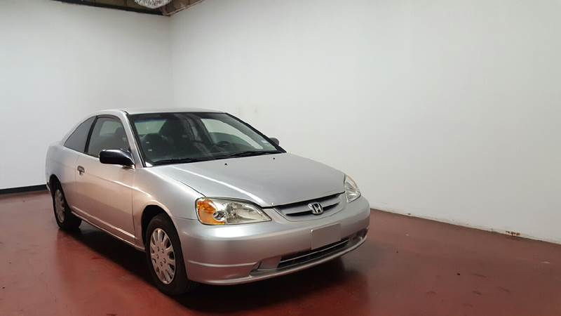 2001 Honda Civic LX 2dr Coupe - Dallas TX