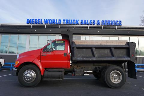 2008 Ford F-750 Super Duty for sale in Plaistow, NH