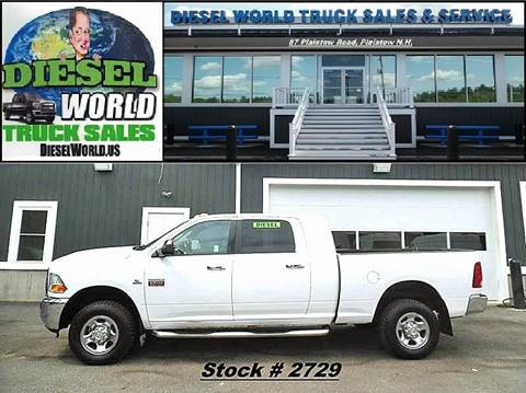 Diesel World Truck Sales Plaistow Nh