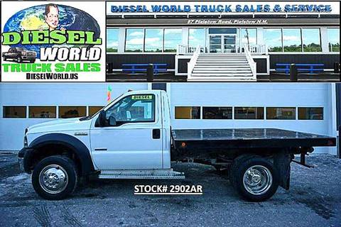 2006 Ford F-550 Super Duty for sale in Plaistow, NH