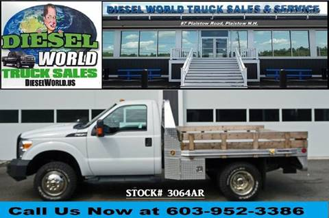 2016 Ford F-350 Super Duty for sale in Plaistow, NH