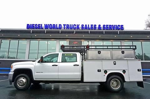 2015 GMC Sierra 3500HD CC for sale in Plaistow, NH
