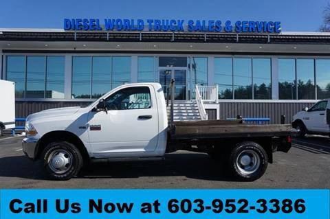 2012 RAM Ram Chassis 3500 for sale in Plaistow, NH