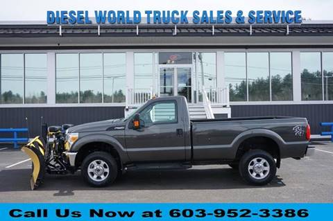 2016 Ford F-250 Super Duty for sale in Plaistow, NH