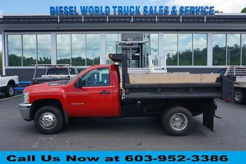 2014 Chevrolet Silverado 3500HD CC for sale in Plaistow, NH