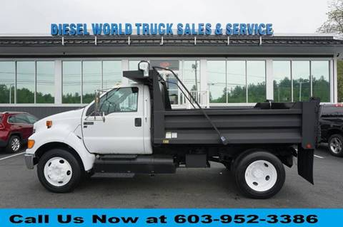 2012 Ford F-650 Super Duty for sale in Plaistow, NH
