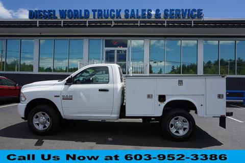 2014 RAM Ram Pickup 2500 for sale in Plaistow, NH