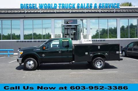 2015 Ford F-350 Super Duty for sale in Plaistow, NH