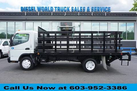 2012 Mitsubishi Fuso FEC92S for sale in Plaistow, NH