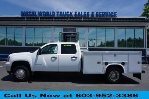2014 GMC Sierra 3500HD CC for sale in Plaistow, NH