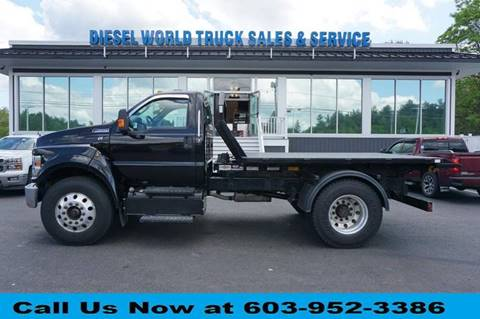2016 Ford F-650 Super Duty for sale in Plaistow, NH