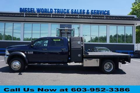 2016 RAM Ram Chassis 5500 for sale in Plaistow, NH