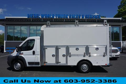 2015 RAM ProMaster Cab Chassis for sale in Plaistow, NH
