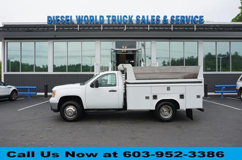2013 GMC Sierra 3500HD CC for sale in Plaistow, NH