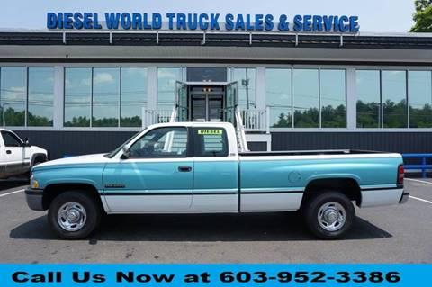 1996 Dodge Ram Pickup 2500 for sale in Plaistow, NH