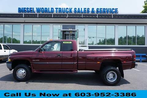 Diesel World Nh >> Used 2000 Dodge Ram Pickup 3500 For Sale In Panama City Fl