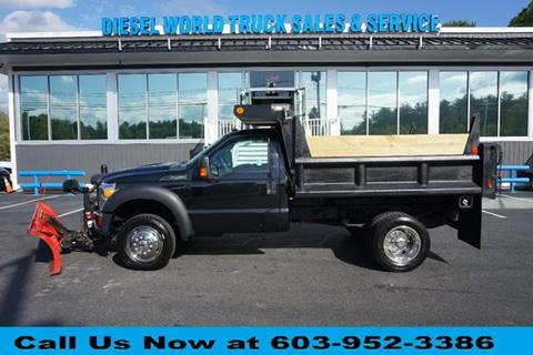 2014 Ford F-450 Super Duty for sale in Plaistow, NH