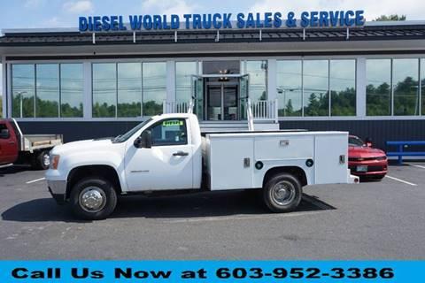 2012 GMC Sierra 3500HD CC for sale in Plaistow, NH