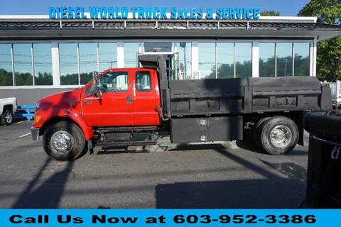 2007 Ford F-650 Super Duty for sale in Plaistow, NH