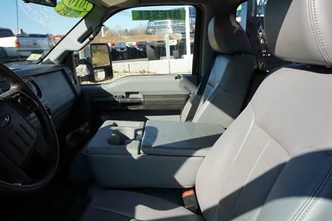 2016 Ford F-550 Super Duty