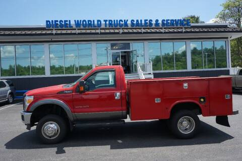 2014 Ford F-350 Super Duty for sale at Diesel World Truck Sales in Plaistow NH