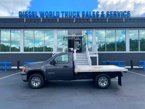 2011 GMC Sierra 1500 for sale at Diesel World Truck Sales in Plaistow NH