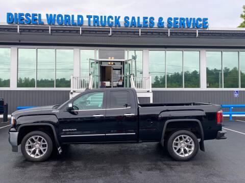 2017 GMC Sierra 1500 for sale at Diesel World Truck Sales in Plaistow NH