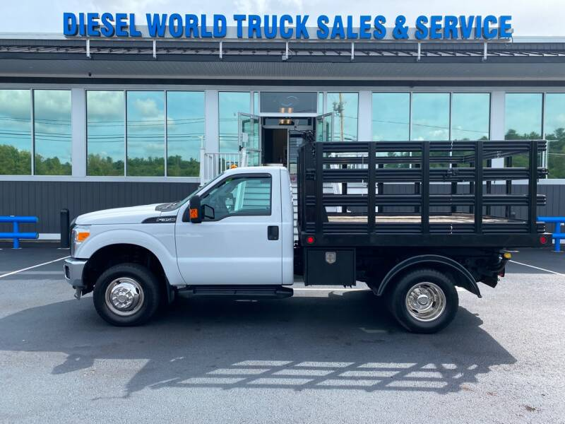 2015 Ford F-350 Super Duty for sale at Diesel World Truck Sales in Plaistow NH