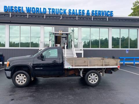 2011 GMC Sierra 3500HD for sale at Diesel World Truck Sales in Plaistow NH