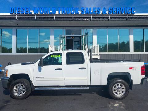 2014 Chevrolet Silverado 2500HD for sale at Diesel World Truck Sales in Plaistow NH