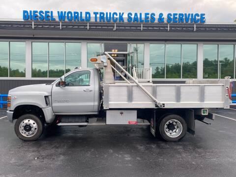 2020 Chevrolet KODIAC 5500 for sale at Diesel World Truck Sales in Plaistow NH