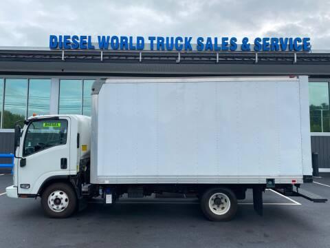 2013 Isuzu NPR for sale at Diesel World Truck Sales in Plaistow NH