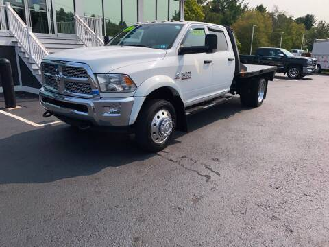 2017 RAM Ram Chassis 4500 for sale at Diesel World Truck Sales in Plaistow NH
