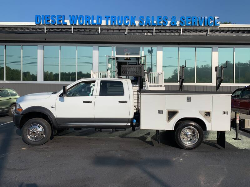2012 RAM Ram Chassis 4500 for sale at Diesel World Truck Sales in Plaistow NH