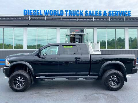 2014 RAM Ram Pickup 3500 for sale at Diesel World Truck Sales in Plaistow NH